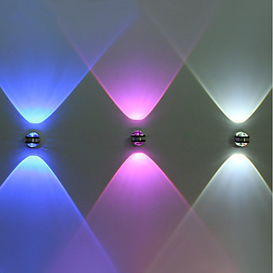 LED Wall Sconces For Metal Wall Light 85-265V