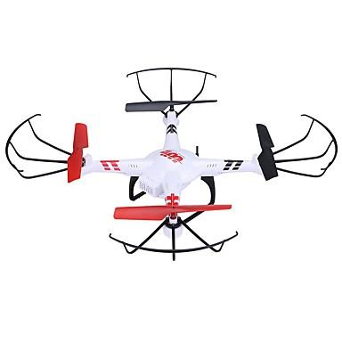 RC Drone WL Toys V686K 4CH 6 Eixos 2.4G Com Câmera Quadcópero com CR FPV Luzes LED Retorno Com 1 Botão Seguro Contra Falhas Modo Espelho