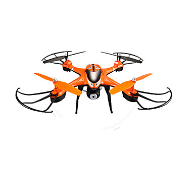 RC Drone SJ  R/C T30CW-F 4 Channel 2.4G With HD Camera 1.0MP RC Quadcopter FPV One Key To Auto-Return Hover RC Quadcopter Remote