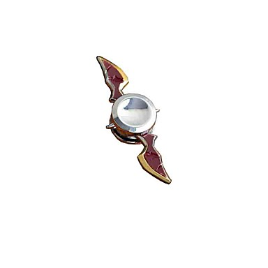 Fidget Spinner Inspirado por LOL Azai Nagamasa Anime Acessórios para Cosplay Ligas de Ferro Unisexo