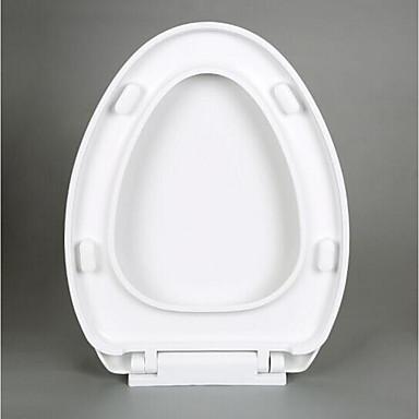 PremiumToilet Seat Fits Most Toilets Cover with U/V/O Shape  V Soft ClosePremium Thicker