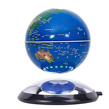 Esfera Globo flutuante Brinquedo & Modelos de Astronomia Brinquedos Redonda Iluminação Levitação Magnética Tamanho Grande Unisexo Peças