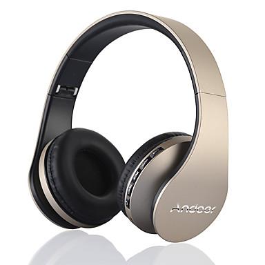 No ouvido Sem Fio Fones Plástico Celular Fone de ouvido HI FI / Com controle de volume / Com Microfone Fone de ouvido