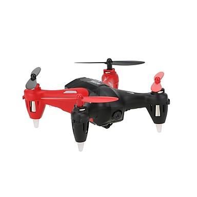 RC Drone WL Toys Q242K 4CH 6 Eixos 2.4G Com 0.3MP HD Camera Quadcópero com CR FPV Luzes LED Seguro Contra Falhas Modo Espelho Inteligente