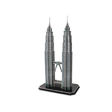 voordelige 3D-puzzels-3D-puzzels Legpuzzel Modelbouwsets Toren Beroemd gebouw Paard EPS+EPU Unisex Speeltjes Geschenk