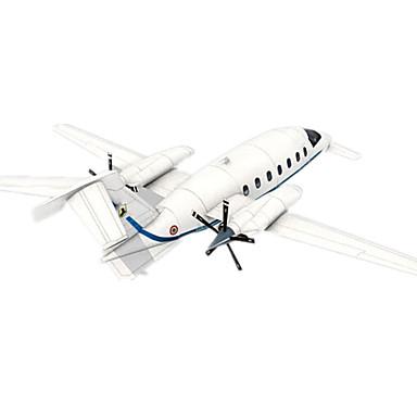 Quebra-Cabeças 3D Quebra-Cabeça Artesanato de Papel Brinquedos de Montar Aeronave Aeronaves de reconhecimento Simulação Faça Você Mesmo