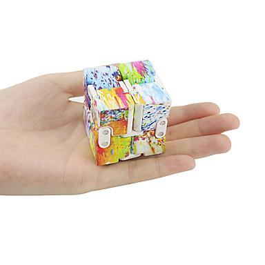 Cubo Infinito / Brinquedos Antiestresse / Antiestresse Plásticos Peças Para Meninos Crianças / Adulto Dom