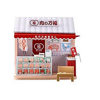 3D Puzzles Paper Model Paper Craft Model Building Kit Famous buildings Architecture 3D DIY Classic Unisex Gift