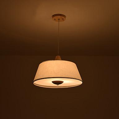 3-luz Luzes Pingente Luz Ambiente - Ajustável, 110-120V / 220-240V Lâmpada Não Incluída / 5-10㎡ / E26 / E27