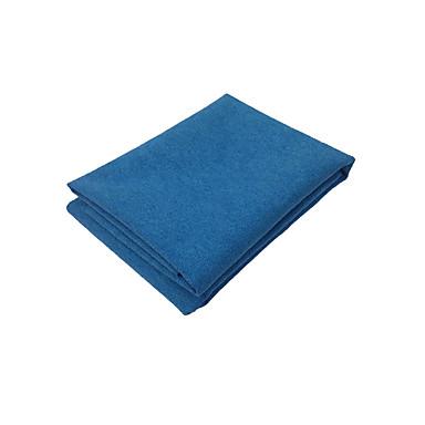 Yoga Håndklær Non-Slip Polstret Stoff Stoff Syntetisk Fiber Polyester/bomull syntetiske fibre