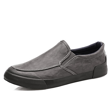 Men's Shoes Synthetic Microfiber PU Spring Fall Comfort Light Soles Loafers & Slip-Ons For Casual Party & Evening Outdoor Office & Career