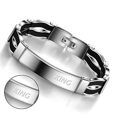 Export jewelry jewelry fashion health hypoallergenic titanium bracelet for men