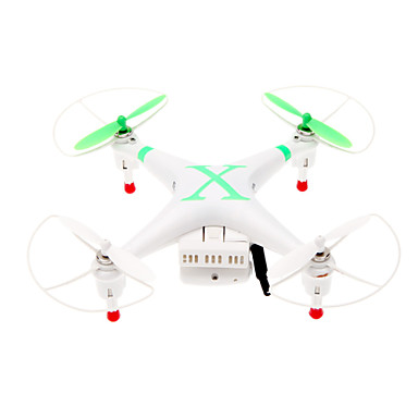 RC Drohne Cheerson cx30w 4 Kan?le 6 Achsen 2.4G Mit Kamera Ferngesteuerter Quadrocopter Ein Schlüssel Für Die Rückkehr Kopfloser Modus