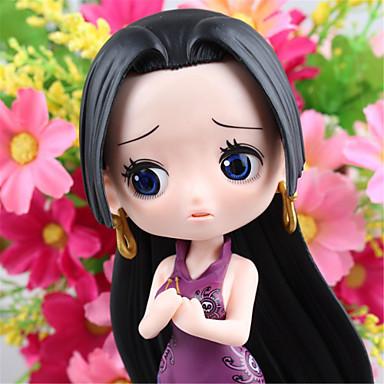 Anime Toimintahahmot Innoittamana One Piece Cosplay PVC 18 CM Malli lelut Doll Toy Unisex