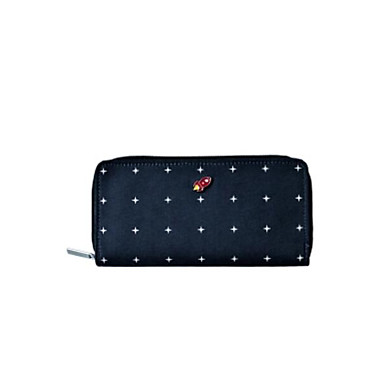 Women Bags All Seasons Canvas Clutch with for Casual Outdoor Blue Green Black