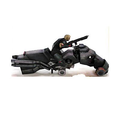 Quebra-Cabeças 3D Quebra-Cabeça Artesanato de Papel Moto Artigos de mobiliário Faça Você Mesmo Clássico Motocicletas Crianças Para