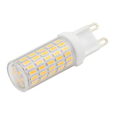 3W 280lm G9 LED Bi-pin Lights T 86 LED Beads SMD 4014 Warm White Cold White 220-240V