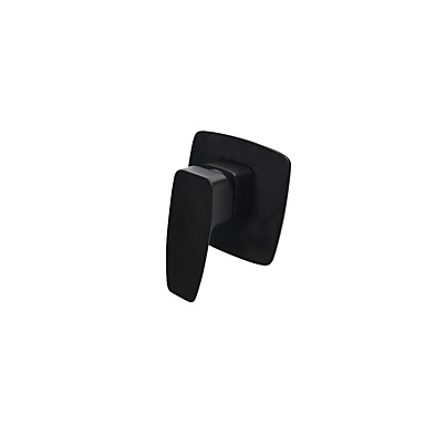 Shower Faucet Oil-rubbed Bronze Wall Mounted Ceramic Valve