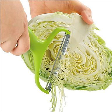 1 pièces Peeler & Râpe For Pour Fruit / Pour légumes Acier Inoxydable Haute qualité / Creative Kitchen Gadget