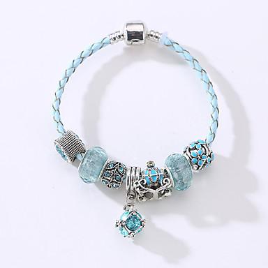 Women's Strand Bracelet Fashion Ferroalloy Circle Jewelry Anniversary Birthday Party Evening Party / Evening Dailywear Costume Jewelry