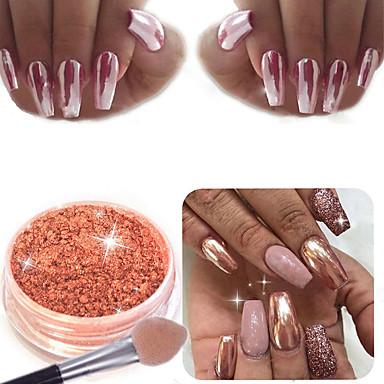 1 / æske Akryl Pulver Til Negle kunst Manicure Pedicure Klassisk Daglig