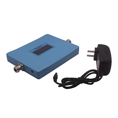 Gsm / dcs 900-1800mhz mobil signal booster mobiltelefon signalforsterker