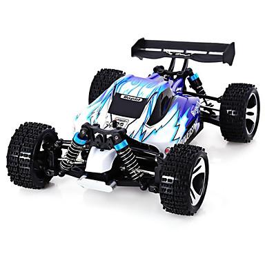 Carro com CR WL Toys A959 2.4G SUV 4WD Alta Velocidade Drift Car Off Road Car Jipe (Fora de Estrada) 1:18 Electrico Escovado 45km/h KM / H