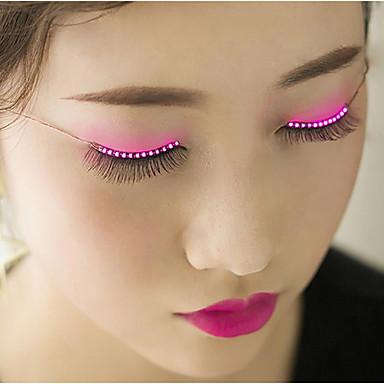 European And American Club Eyelashes LED Lamp Luminous Eyes
