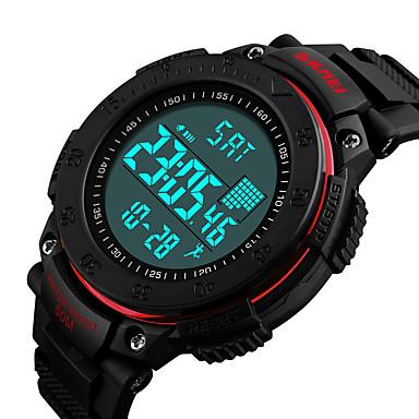 Relógio inteligente YYSKMEI 1238 para Calorias Queimadas / Impermeável / Tora de Exercicio / Pedômetros / Multifunções Cronómetro / Podômetro / Relogio Despertador / Calendário / 200-250 / Esportivo