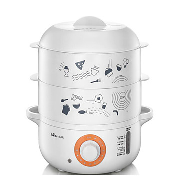 Multi-Purpose Pot Stainless Steel Food Steamers 220 V Kitchen Appliance