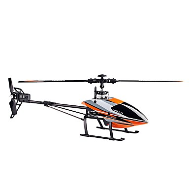 RC Helicopter WL Toys V950 6CH 6 Axis 2.4G Brushless Electric RTF Remote Control / RC Medium-sized Flybarless