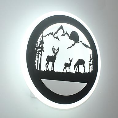 LED Vegglamper Til Metall Vegglampe 110-120V 220-240V 29W