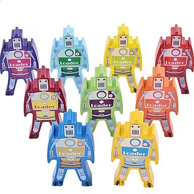 Muuttumisleikit näytöllä varustetun mallin Rakennuspalikat Robotti Lelut Ompelukone Robotti Ei määritelty Pieces