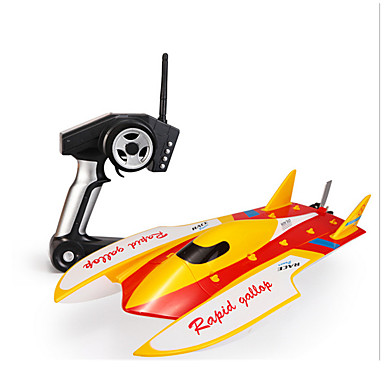 Barco Com CR WL Toys WL912 Lancha Other Canais 25km/h KM / H