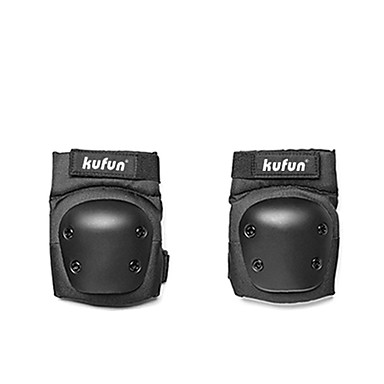 Adult Protective Gear Knee Pads Elbow Pads for Cycling Skateboarding Eases pain Breathable 4 pack Outdoor Stretch satin PP