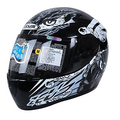 ZEUS 2000 Motorcycles Helmets Electric Locomotive  Helmets Full Helmets Machine Gun Version