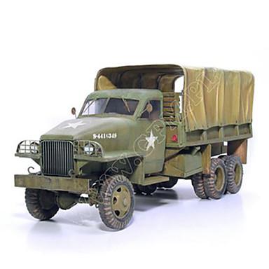 Carros de Brinquedo Quebra-Cabeças 3D Maquetes de Papel Quadrada Caminhão Cartão de Papel Duro todas as Idades