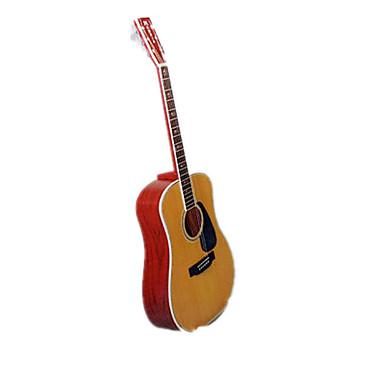 Quebra-Cabeças 3D Maquetes de Papel Artesanato de Papel Brinquedos de Montar Instrumentos Musicais Guitarra Simulação Artigos de