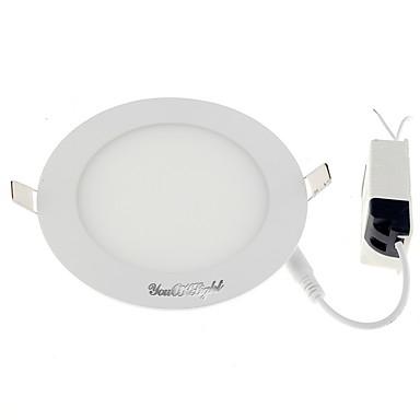 1300 נוריות שקוע תאורה לפאנלים לבן חם לבן קר AC 110-130V AC 100-240V AC 220-240V AC 85-265V