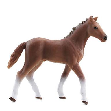 Statuette E Modellini Di Animali Cavallo Animali Simulazione Gomma In Silicone Teen Giocattoli Regalo #06142923