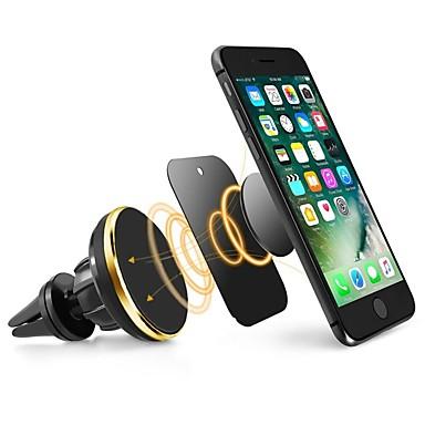 ziqiao univerzális autós tartó tartó mágneses légtelenítő állvány állvány 360 forgatás mobiltelefon tartó Samsung iphone samsung telefon