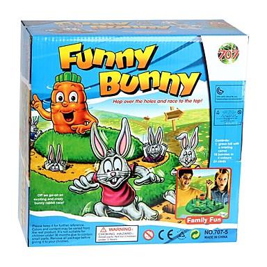 Társasjátékok Rabbit Móka Gyermek Fiú Lány Játékok Ajándék