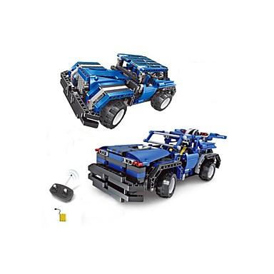 Remote Control RC Building Block Kit / Toy Car / Building Blocks 443 pcs Car Remote Control / RC / DIY Gift