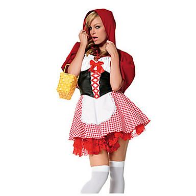 Cosplay Kostüme Maskerade Königin Märchen Cosplay Fest/Feiertage Halloween Kostüme Andere Vintage Kleider Umhang Halloween Karneval Frau