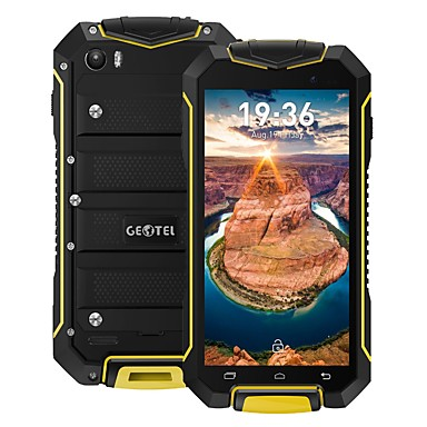 GeoTel A1 4.5 tum 3G Smartphone (1GB + 8GB 8 MP Quad Core 3400) # 06171155