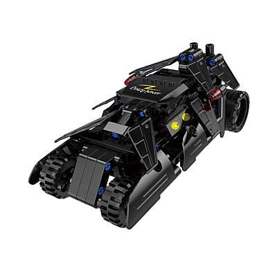 baratos Brinquedos de Montar-Carros de Brinquedo Blocos de Construir Conjunto de construção de brinquedos Brinquedo Educativo Carrinho de Fricção Carro Charrete Faça Você Mesmo Clássico Para Meninos Para Meninas Brinquedos Dom