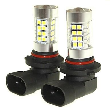 SENCART 2pcs 9005 / D22S / C Autó Izzók 36W SMD 3030 1500-1800lm LED izzók Ködlámpa