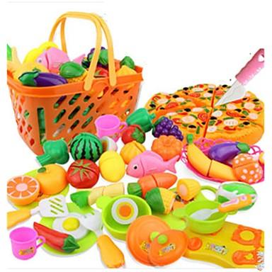 Imposta Cucina Giocattolo Alimenti A Giocattolo Giochi Di Emulazione Verdure Frutta Frutta E Verdure Simulazione Plastica Per Bambini Da Ragazza Giocattoli Regalo #06178929