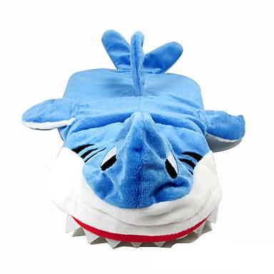 Hund Kostüme Hundekleidung Cosplay Tier Blau