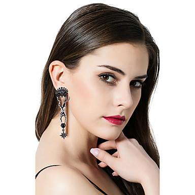 Női Luxus / Bikini / Eltérés Mások Rendhagyó fülbevalók - Luxus / Bikini / Divat Arany / Ezüst Geometric Shape Fülbevaló Kompatibilitás